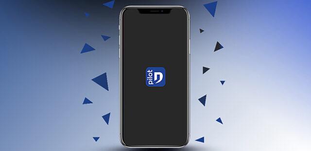 Domintell Pilot – mobilná aplikácia